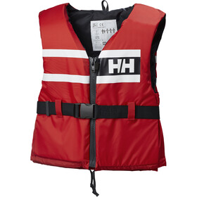 Helly Hansen Sport Comfort Chaleco, alert red